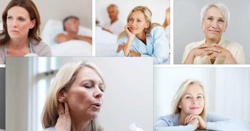 Билки при менопауза, билкови препарати